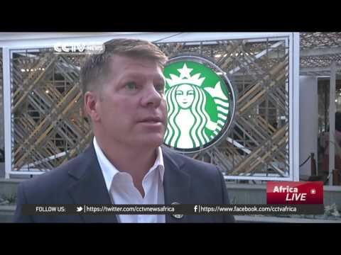 Starbuck's first week of sale in South Africa exceeds expectations