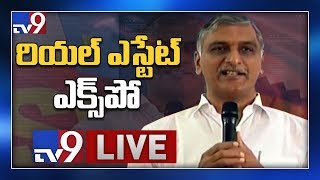 Harish Rao Launches Sweet Home Real Estate Expo 2019 LIVE || HITEC City