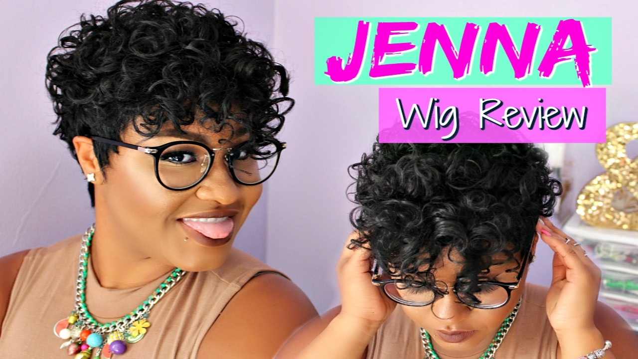 Jenna Zury Sis Wig Review | Blackhairspray.com - YouTube