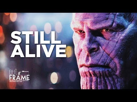 Thanos is Still Alive... And Everywhere.
