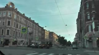 Автонакат - Как действовать на перекрестке с односторонним направлением.