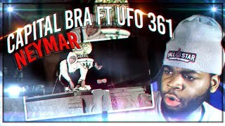 CAPITAL BRA feat. UFO361 - NEYMAR (PROD. THE CRATEZ) REACTION!!