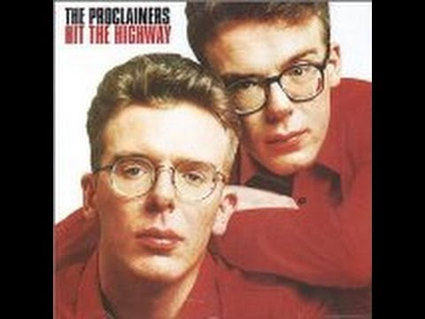 The Proclaimers-King of the Road-Lyrics