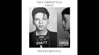 logic - ysiv freestyle (instrumental)