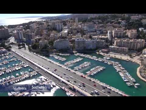 Cathedral, Paseo Marítimo, Historic Old Town & Numerous Yacht Harbours. Palma, Mallorca.