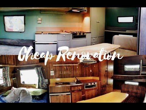 Renovating My Vintage Caravan, Pull behind, 5th Wheel