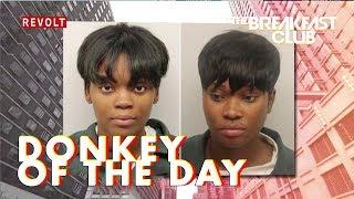 Ebony Cooper & Leah Pressley | Donkey Of The Day