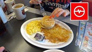 Dietetyczne Amerykańskie Śniadanko