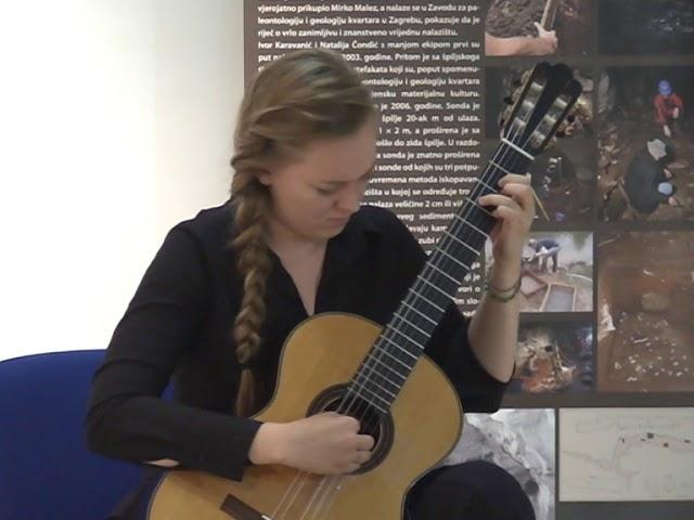 Koncert Ane Čižmek u MBP-u