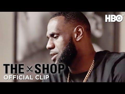 The Shop: Uninterrupted: LeBron Talks Colin Kaepernick Settlement (Season 2 Clip) | HBO