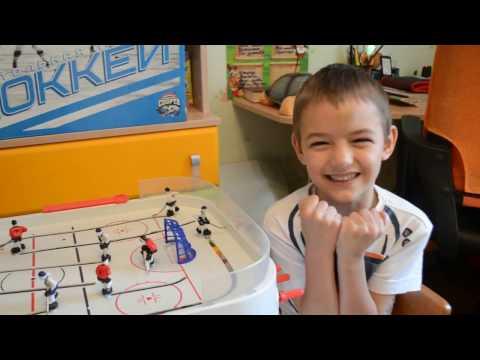 Настольный хоккей от TM LIMO TOY. Детский хоккей игрушка LIMO TOY 0711.