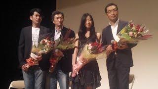 10月31日、福島県南相馬市を舞台にした映画が福島県で先行上映され...