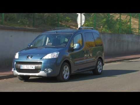 Essai Peugeot Partner Tepee 1.6l HDi 112 Zenith 2011