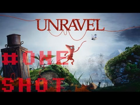 Yarn powers go! | Unravel the one shot