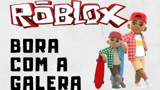 ROBLOX - SABADÃO ANIMADO COM ROBLOX (ROBLOX)