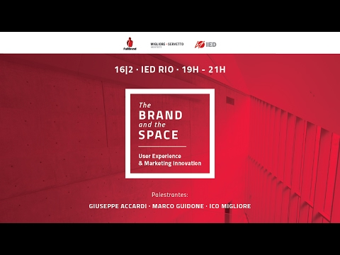 IED Parla | The Brand & The Space