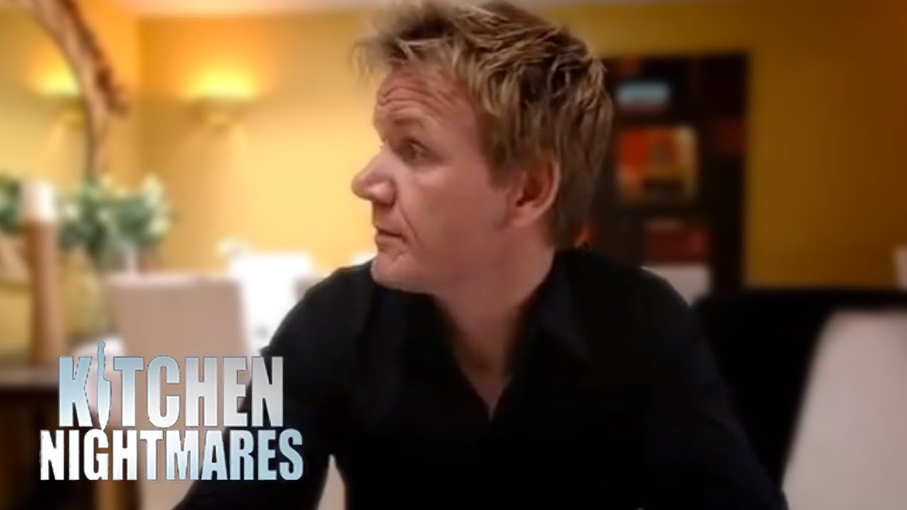 Chef steals gordon 39 s dish kitchen nightmares funnydog tv for Kitchen nightmares burger kitchen