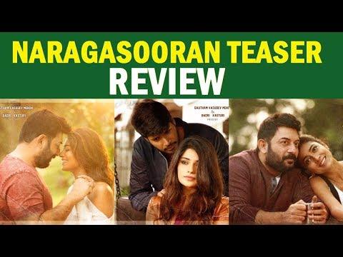 Naragasooran Teaser Review | Aravind Swamy...