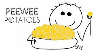 PEEWEE POTATOES (melissa's dutch yellow)