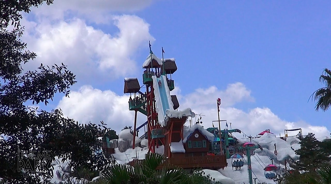 Disney S Blizzard Beach 2015 Tour And Overview Walt Disney World