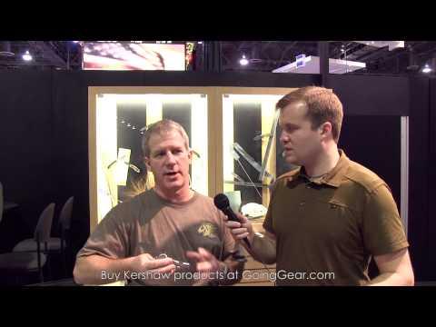 Rick Hinderer Kershaw Interview - SHOT Show 2013