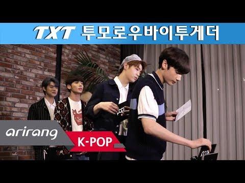 Pops in Seoul ONE DREAM TXT투모로우바이투게더  for &39;Cat & Dog&39;