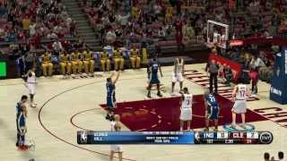 NBA 2K14 TNT Scoreboard PC