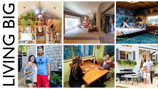 Top Ideas For Kids In Tiny Houses