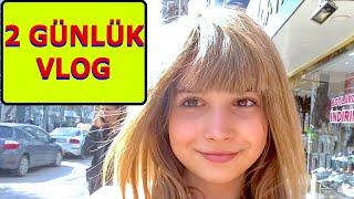 2 Günlük Vlog. Ecrin SU Çoban