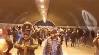 Algérie: Première manifestation nocturnes du mouvement  contre la tenue des présidentielles