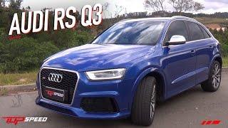 Avaliação Audi RS Q3   Canal Top Speed