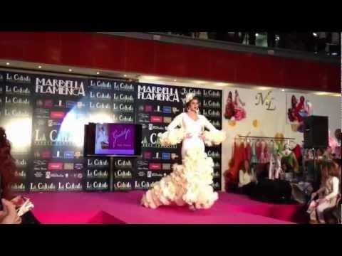 Desfile Guadalupe Moda Flamenca