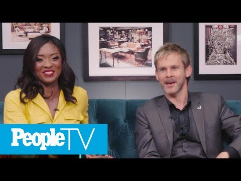Dominic Monaghan Was Called 'Dirty' By Eminem When He Was Cast In His Video  PeopleTV