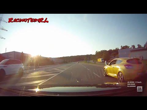 Renault Megane RS 2.0i vs. Ford Mondeo EcoBoost 2.0i MK4