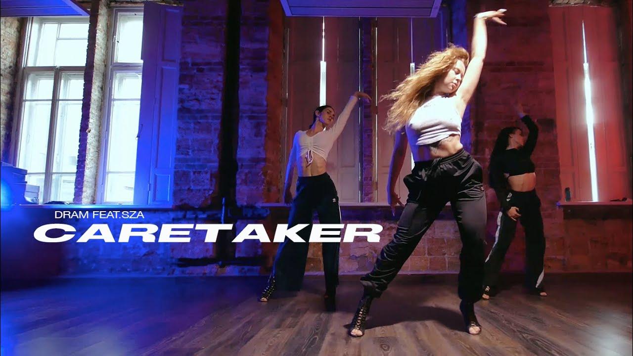 DRAM - Caretaker ft. SZA | Anastasiia Shcherbak | Heels | VELVET YOUNG