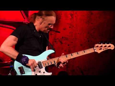 Billy Sheehan bass solo - Madrid - 23/10/2014
