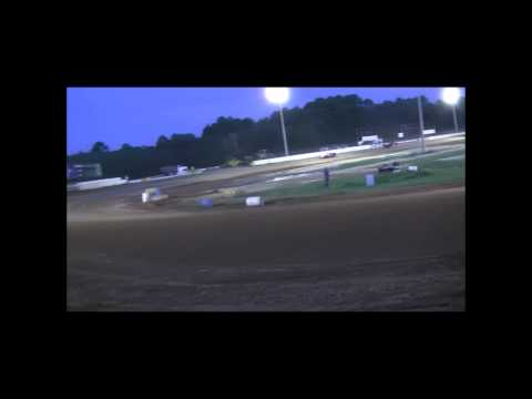 Putnam County Speedway - June 27, 2015 - Modifieds - Heat 1