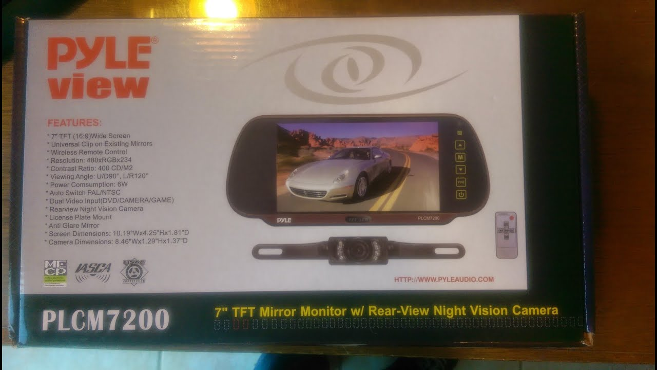 maxresdefault backup camera installation pyle view plcm7200 youtube pyle pldnv78i wiring diagram at bakdesigns.co