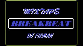 Gambar cover mixtape breakbeat dj firman bpm 130