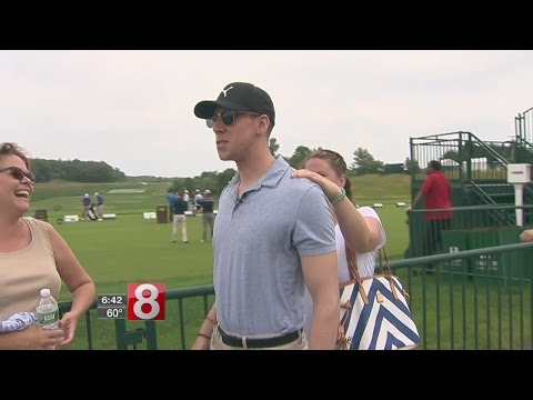 Ryan Kristafer Goes Undercover as PGA Pro at Travelers Championship