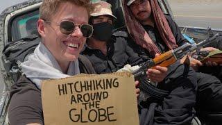 Hitchhiking Around The Globe   Full Documentary