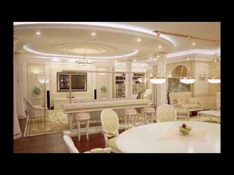 Молдинги в интерьере: оригинальный и элегантный декор