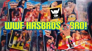 WWF Hasbros...  Bro! | Vintage Wrestling Toy Collection | Old School Wrestling Toys | Rare Toys