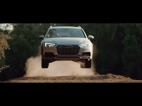 Audi A4 allroad quattro: прогулка выходного дня