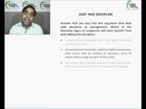 Capital Structure And Decision Making