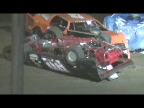 360 Late Model Feature | McKean County Raceway | Fall Classic | 10.11.14