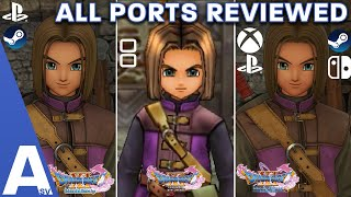 Which Version of Dragon Quest 11 Should You Play IN 2020? - All DQXI Ports Reviewed & Compared