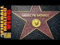 HOLLYWOOD WALK OF FAME on HOLLYWOOD BOULEVARD! - FIREBALL MALIBU VLOG 624