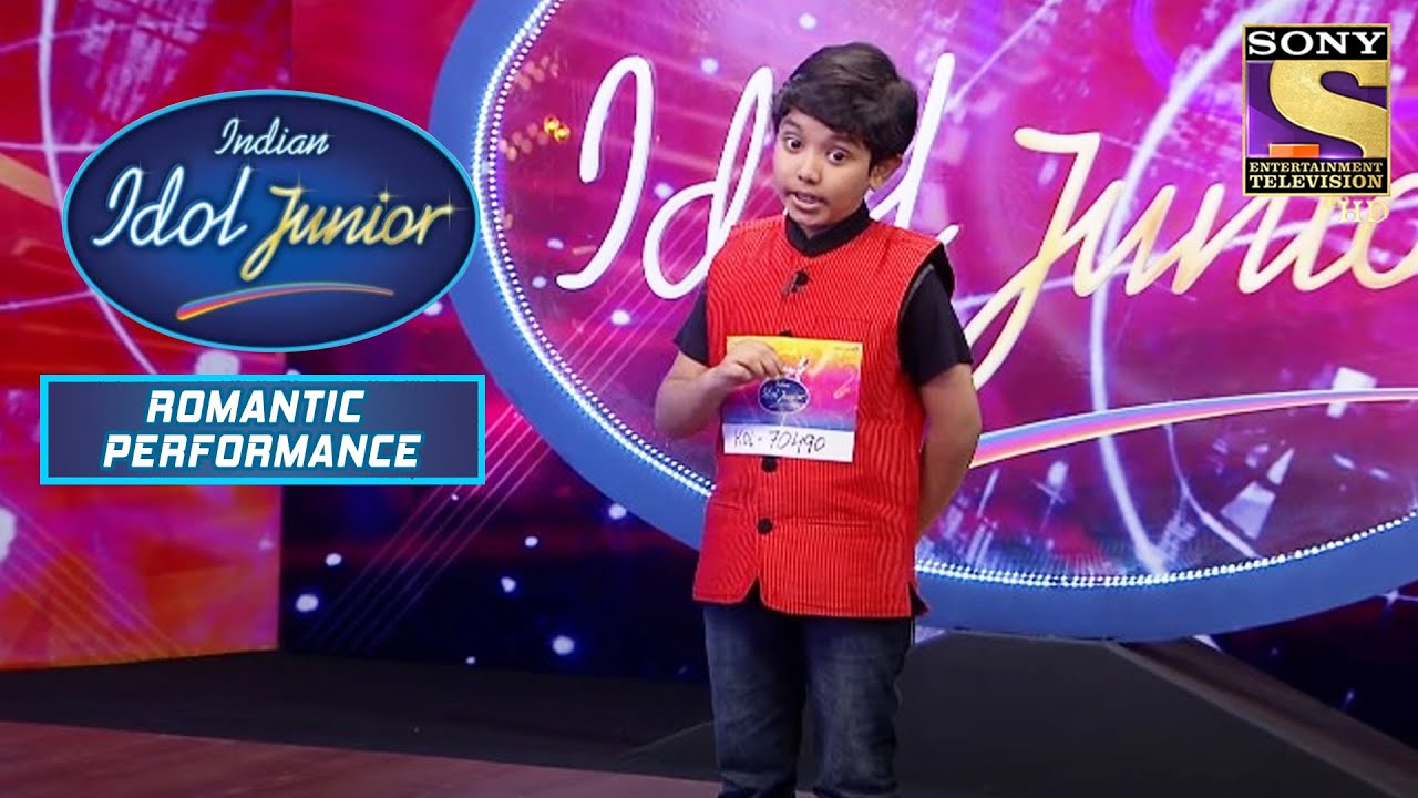 Download Contestant के Performance ने किया Judges को Impress  | Indian Idol | Romantic Performance