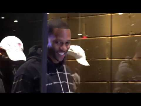 Victor Cruz X Pierre Hardy VCI Sneaker Release In New York City Talks Life After Football